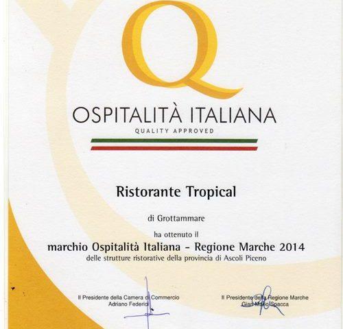 Ospitalità Italiana 2014