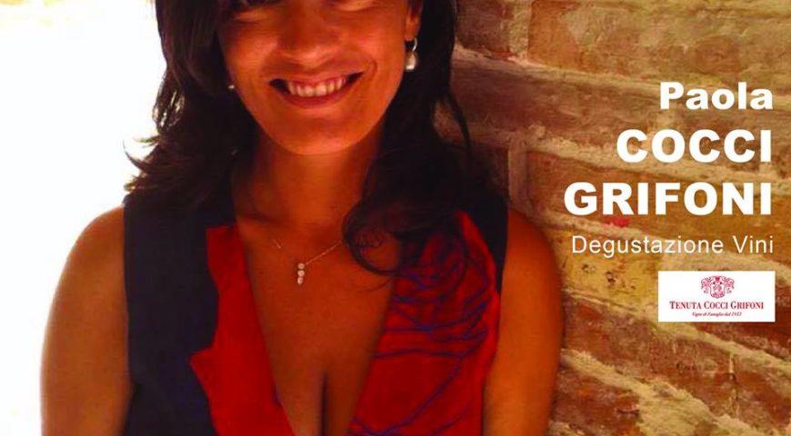 Degustazione Vini Con Paola Cocci Grifoni