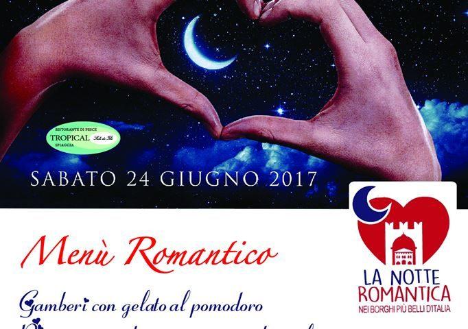 Notte Romantica 2017